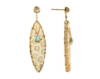 Ba Li Earrings