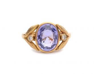 Sugarplum Ring